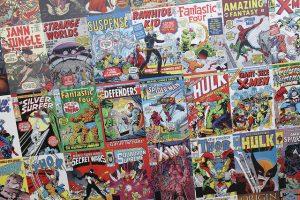 Comics, colecionáveis, jogos... Vá a uma loja especializada em Barcelona, e aumente a sua coleção!