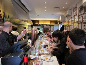 Cal Pep é, sem dúvida, um dos mais frequentados restaurante de Barcelona