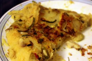 As tortillas de patatas de Barcelona são mais que boas... são deliciosas!