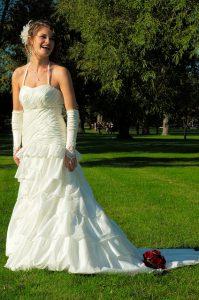 Em Barcelona, você encontrará os mais elegantes vestidos de casamento