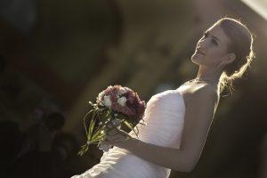 Cada vestido de casamento tem a sua história
