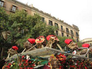 Mercados natalinos de Barcelona