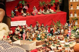 Mercados natalinos de Barcelona - produtos