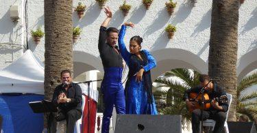 Festival de flamenco em Barcelona