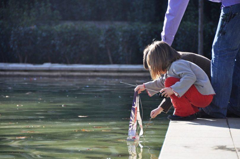Os melhores parques infantis em Barcelona