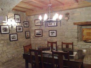 Qual é a decoração típica da Catalunha - chão de barro