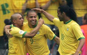 Dia Mundial da Alegria - Ronaldinho