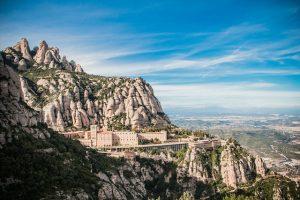 Mosteiro de Montserrat - Monestir de Montserrat