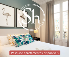 Alugar apartamento em Barcelona