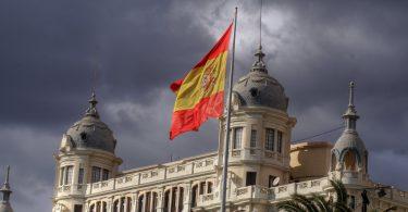 Imagem de bandeira espanhola