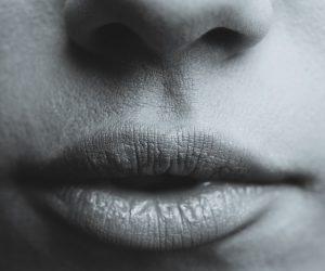 Imagem de lábios sensuais