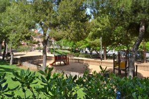 Imagem de parque em Horta-Guinardó