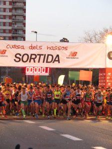 Imagem da Cursa dels Nassos, corrida em Barcelona