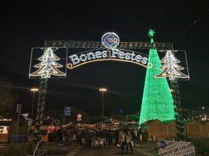 Imagem da Fira de Port Vell - Feira de Natal