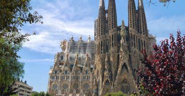 Imagem da Sagrada Família, Barcelona