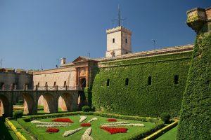 Imagem do Castell de Montjuïc