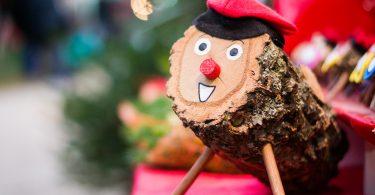 Imagem do Tió de Nadal - Caga Tió