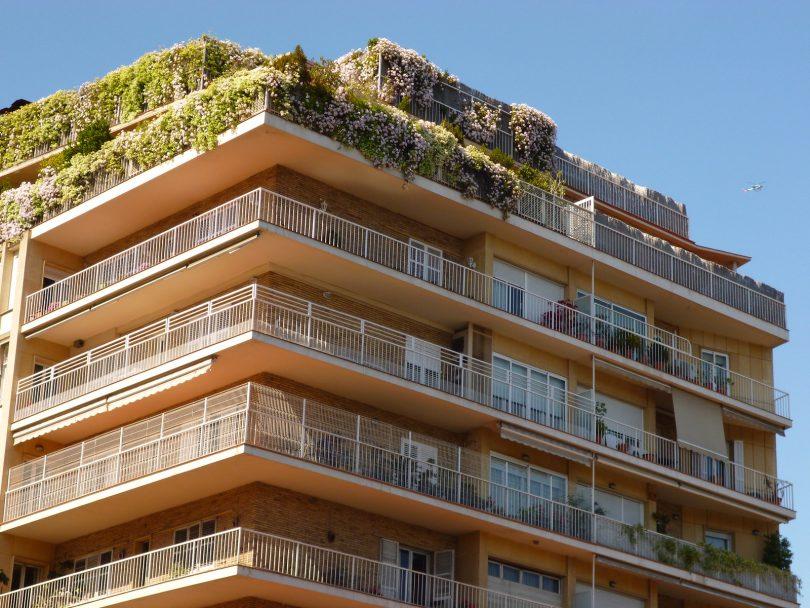 Imagem de edifício em Les Corts, Barcelona