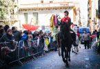 Cavalgada é uma das principais atrações de Sant Medir