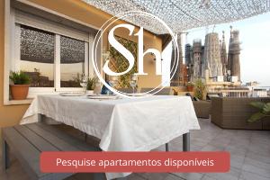 Agência imobiliária em Barcelona