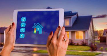 Casas do futuro permitirão o controle via aplicativos para dispositivos móveis