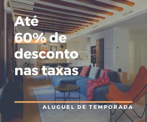 aluguel apartamento barcelona temporada
