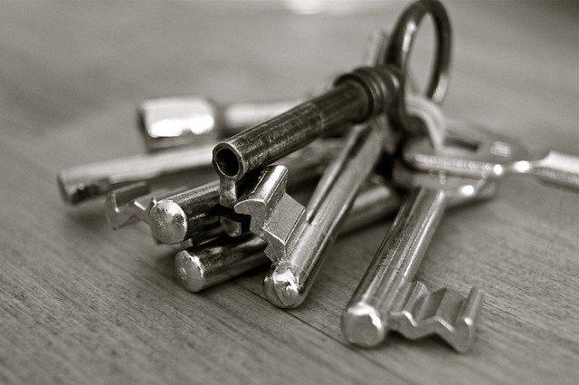 Imagem de umas chaves