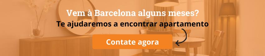 aluguer de apartamentos sazonais em barcelona