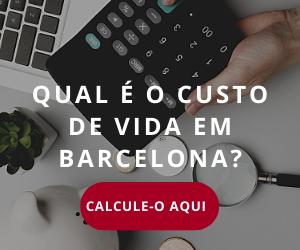 Preços e custo de vida em Barcelona